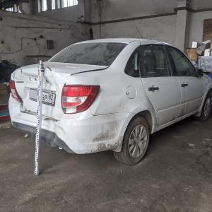 Lada Granta: большой ущерб - ОСА - Общество содействия автомобилистам - Услуги эксперта во всех ситуациях с автомобилем