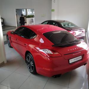 Porshe Panamera: идеальный?  - ОСА - Общество содействия автомобилистам - Услуги эксперта во всех ситуациях с автомобилем