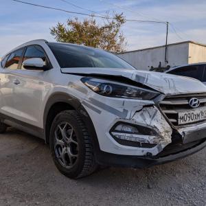 Hyundai Tucson: оценка ущерба после ДТП - ОСА - Общество содействия автомобилистам - Услуги эксперта во всех ситуациях с автомобилем