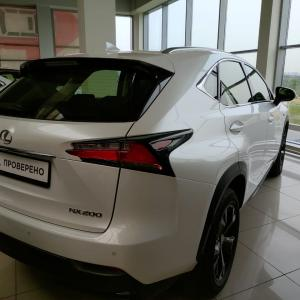 Lexus NX для Романа: подбор продолжается - ОСА - Общество содействия автомобилистам - Услуги эксперта во всех ситуациях с автомобилем