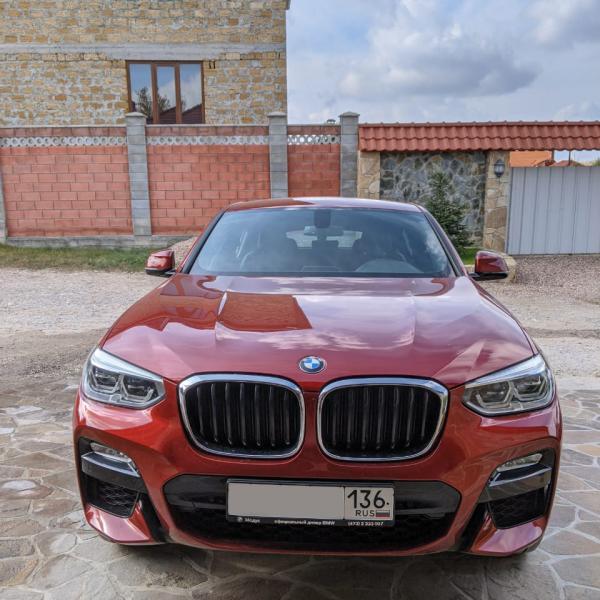 BMW X4: осмотр от А до Я - ОСА - Общество содействия автомобилистам - Услуги эксперта во всех ситуациях с автомобилем