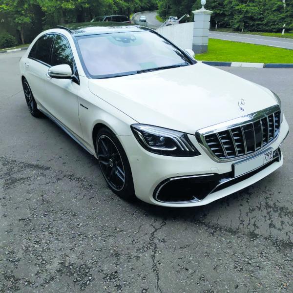Подбор под ключ: Mercedes S-класса - ОСА - Общество содействия автомобилистам - Услуги эксперта во всех ситуациях с автомобилем
