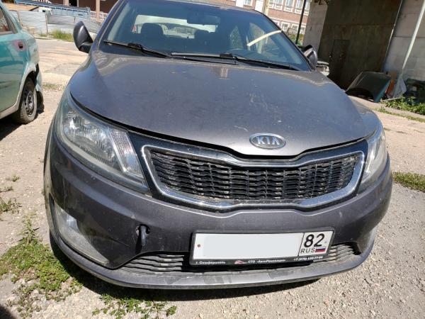 Kia Rio: экспертиза после ДТП - ОСА - Общество содействия автомобилистам - Услуги эксперта во всех ситуациях с автомобилем