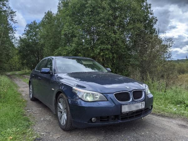 BMW E60: нашли идеальный  - ОСА Эксперт - Общество содействия автомобилистам - Услуги эксперта во всех ситуациях с автомобилем