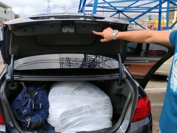 Услуга подбор под ключ - BMW 520  - ОСА - Общество содействия автомобилистам - Услуги эксперта во всех ситуациях с автомобилем