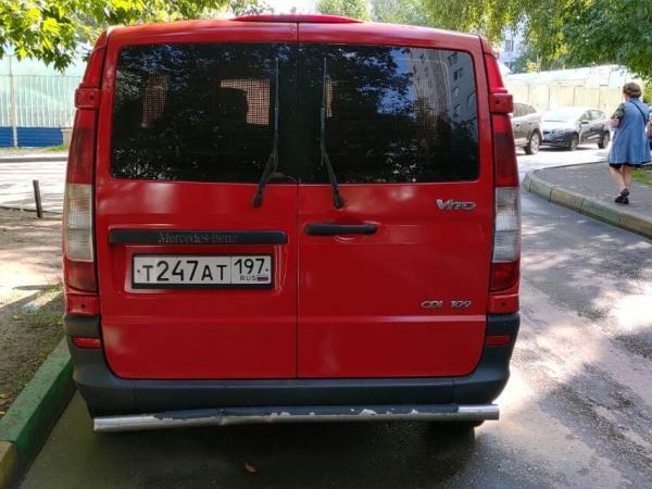 Услуга выездная диагностика - Мерседес Вито - ОСА - Общество содействия автомобилистам - Услуги эксперта во всех ситуациях с автомобилем